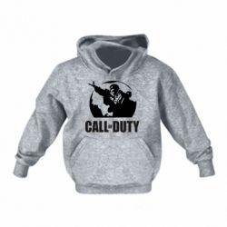 Детская толстовка Call of Duty Logo