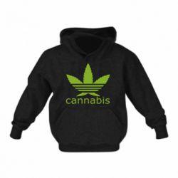 Дитяча толстовка Cannabis
