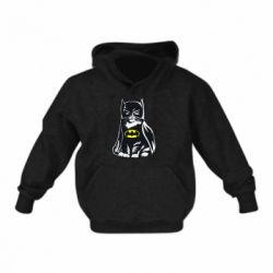 Дитяча толстовка Cat Batman