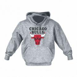Детская толстовка Chicago Bulls Classic