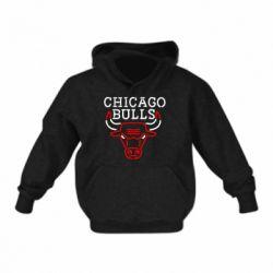 Дитяча толстовка Chicago Bulls Logo