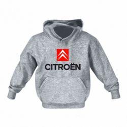 Детская толстовка Citroën Small