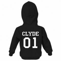 Детская толстовка Clyde 01