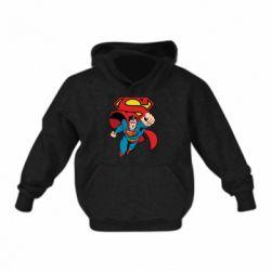 Дитяча толстовка Comics Superman