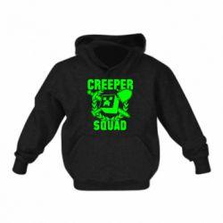 Дитяча толстовка Creeper Squad