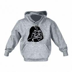 Детская толстовка на флисе Darth Vader