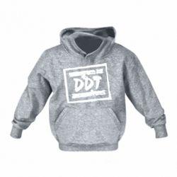 Детская толстовки DDT (ДДТ) - FatLine