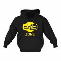 Детская толстовка DnB Zone