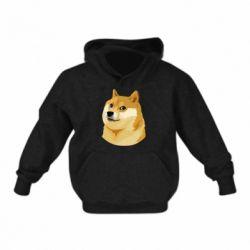 Дитяча толстовка Doge