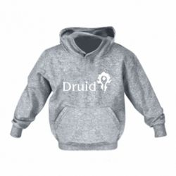 Детская толстовка Druid Orc