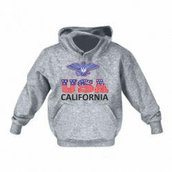 Детская толстовка Eagle USA