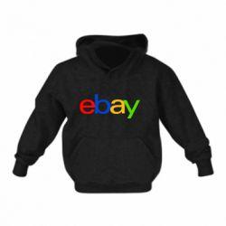Дитяча толстовка Ebay