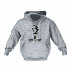 Детская толстовка Eminem Logo