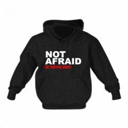 Дитяча толстовка Eminem Not Afraid