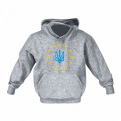 Дитяча толстовка ЕвроУкраїна