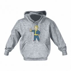 Детская толстовка Fallout Boy