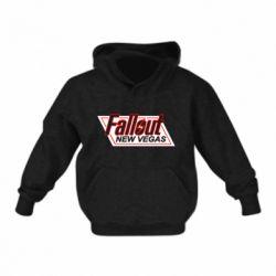 Детская толстовка Fallout New Vegas
