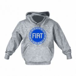 Дитяча толстовка Fiat logo