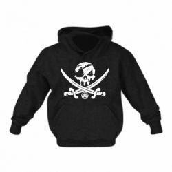 Дитяча толстовка Flag pirate