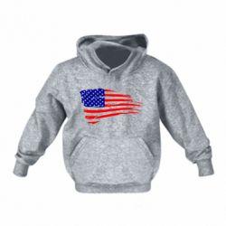 Дитяча толстовка Прапор США