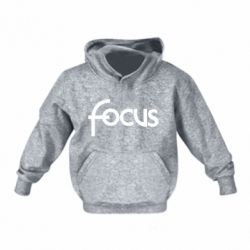 Дитяча толстовка Focus