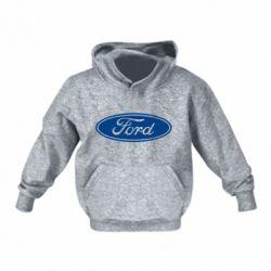 Детская толстовка Ford Logo