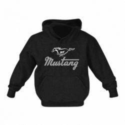 Детская толстовка Ford Mustang