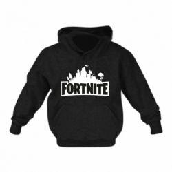 Дитяча толстовка Fortnite logo