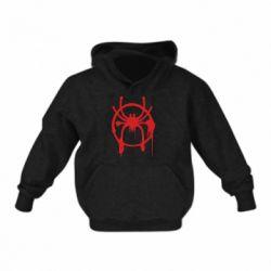 Дитяча толстовка Graffiti Spider Man Logo