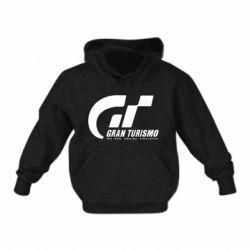 Детская толстовка на флисе Gran Turismo