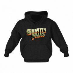 Детская толстовка Gravity Falls