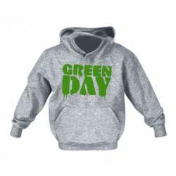 Детская толстовка Green Day