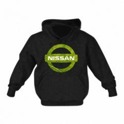 Дитяча толстовка Green Line Nissan