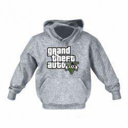 Детская толстовка GTA V Maine Logo