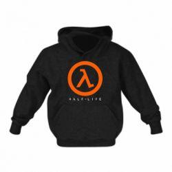Детская толстовка Half-life logotype