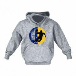 Детская толстовка Handball Logo
