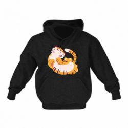 Дитяча толстовка Happy tiger