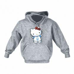 Детская толстовка Hello Kitty UA