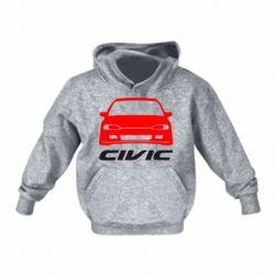 Дитяча толстовка Honda Civic