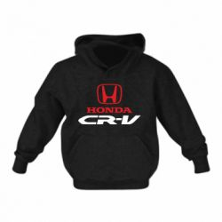 Детская толстовка Honda CR-V