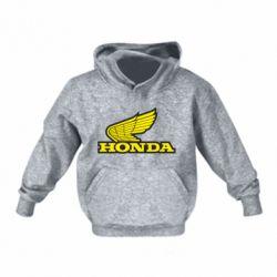 Дитяча толстовка Honda Vintage Logo