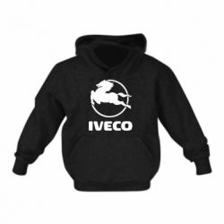 Детская толстовка IVECO