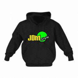 Детская толстовка JDM Style