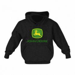 Дитяча толстовка John Deere logo