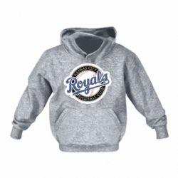 Дитяча толстовка Kansas City Royals