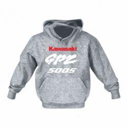 Дитяча толстовка Kawasaki GPZ500S