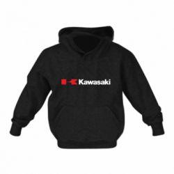 Дитяча толстовка Kawasaki Logo