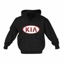 Дитяча толстовка KIA 3D Logo
