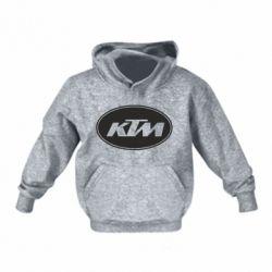 Дитяча толстовка KTM
