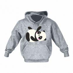 Детская толстовка Little panda